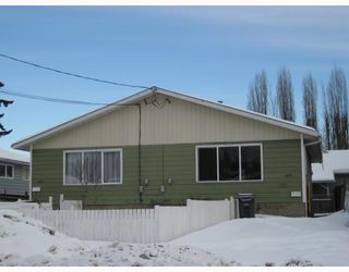 "Photo 1: 2636 QUINCE Street in Prince_George: VLA House Duplex for sale in ""VLA"" (PG City Central (Zone 72))  : MLS®# N178743"