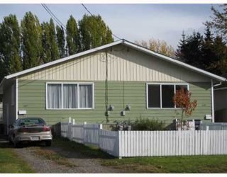 """Photo 2: 2636 QUINCE Street in Prince_George: VLA Duplex for sale in """"VLA"""" (PG City Central (Zone 72))  : MLS®# N178743"""