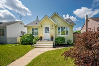 Photo 3: 408 Rupertsland Avenue in Winnipeg: West Kildonan Residential for sale (4D)  : MLS®# 1919504