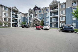 Photo 1: 421 4008 SAVARYN Drive in Edmonton: Zone 53 Condo for sale : MLS®# E4168218