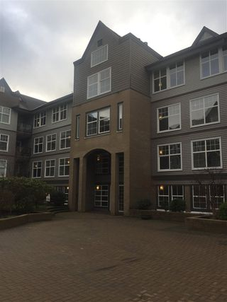 "Photo 1: 315 20200 56 Avenue in Langley: Langley City Condo for sale in ""The Bentley"" : MLS®# R2434781"