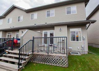 Photo 27: 42 9511 102 Avenue: Morinville Townhouse for sale : MLS®# E4193475
