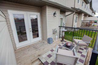 Photo 26: 42 9511 102 Avenue: Morinville Townhouse for sale : MLS®# E4193475
