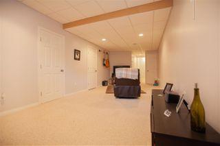 Photo 20: 42 9511 102 Avenue: Morinville Townhouse for sale : MLS®# E4193475