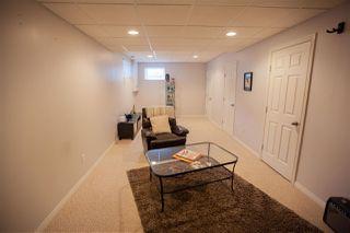 Photo 19: 42 9511 102 Avenue: Morinville Townhouse for sale : MLS®# E4193475