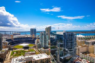 Photo 21: DOWNTOWN Condo for rent : 2 bedrooms : 800 The Mark Ln #2704 in San Diego