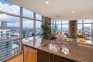 Photo 9: DOWNTOWN Condo for rent : 2 bedrooms : 800 The Mark Ln #2704 in San Diego