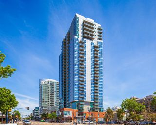 Photo 17: DOWNTOWN Condo for rent : 2 bedrooms : 800 The Mark Ln #2704 in San Diego