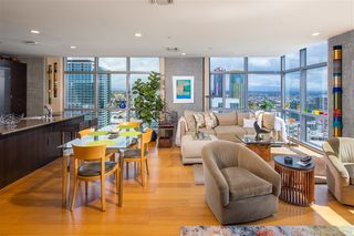 Photo 6: DOWNTOWN Condo for rent : 2 bedrooms : 800 The Mark Ln #2704 in San Diego
