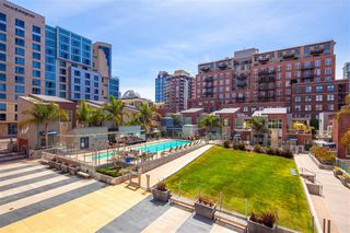 Photo 19: DOWNTOWN Condo for rent : 2 bedrooms : 800 The Mark Ln #2704 in San Diego