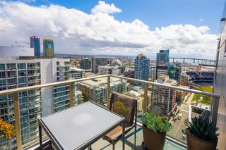 Photo 11: DOWNTOWN Condo for rent : 2 bedrooms : 800 The Mark Ln #2704 in San Diego