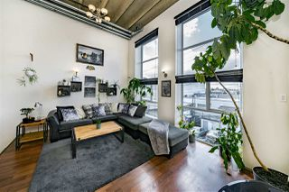 "Photo 4: 215 1220 E PENDER Street in Vancouver: Strathcona Condo for sale in ""THE WORKSHOP"" (Vancouver East)  : MLS®# R2466369"