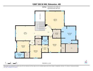 Photo 49: 12807 200 Street in Edmonton: Zone 59 House for sale : MLS®# E4205082