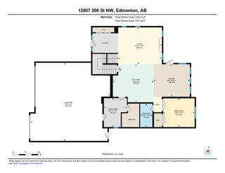 Photo 48: 12807 200 Street in Edmonton: Zone 59 House for sale : MLS®# E4205082