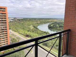 Photo 2: 1603 9020 Jasper Avenue in Edmonton: Zone 13 Condo for sale : MLS®# E4213578
