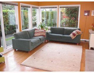 Photo 2: 2542 CORNWALL AV in Vancouver: House for sale : MLS®# V797885