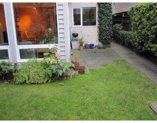 Photo 9: 2542 CORNWALL AV in Vancouver: House for sale : MLS®# V797885