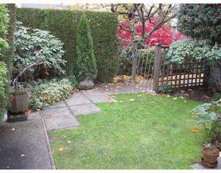 Photo 10: 2542 CORNWALL AV in Vancouver: House for sale : MLS®# V797885