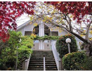 Photo 1: 2542 CORNWALL AV in Vancouver: House for sale : MLS®# V797885