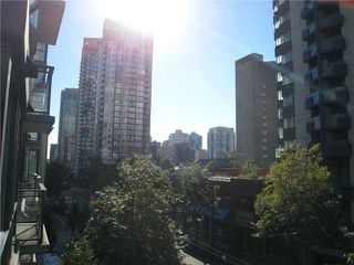 "Photo 7: # 506 1082 SEYMOUR ST in Vancouver: Downtown VW Condo for sale in ""THE FREESIA"" (Vancouver West)  : MLS®# V848363"