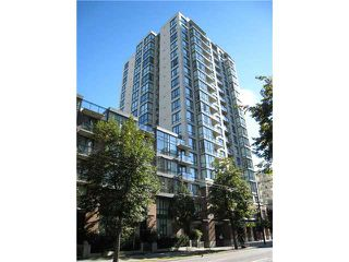 "Photo 1: # 506 1082 SEYMOUR ST in Vancouver: Downtown VW Condo for sale in ""THE FREESIA"" (Vancouver West)  : MLS®# V848363"