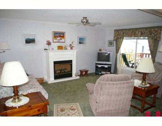 """Photo 3: 47 7610 EVANS Road in Sardis: Sardis West Vedder Rd Manufactured Home for sale in """"COTTONWOOD MHP"""" : MLS®# H2703095"""