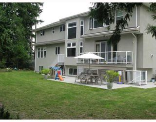 Photo 2: 3172 HALLAM Court in Coquitlam: Westwood Plateau House for sale : MLS®# V666601