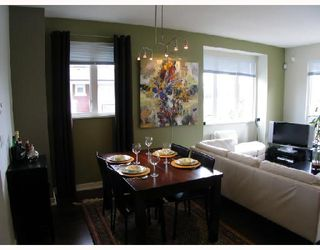 "Photo 4: 20 6188 BIRCH Street in Richmond: McLennan North Townhouse for sale in ""BRANDYWINE LANE"" : MLS®# V671396"