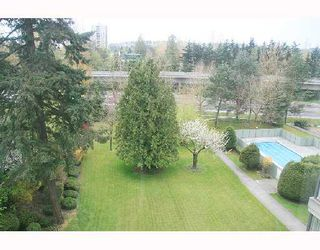 """Photo 8: 601 9280 SALISH Court in Burnaby: Sullivan Heights Condo for sale in """"EDGEWOOD PLACE"""" (Burnaby North)  : MLS®# V705005"""