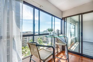 "Photo 2: 1006 615 BELMONT Street in New Westminster: Uptown NW Condo for sale in ""Belmont Towers"" : MLS®# R2389177"