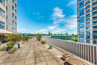 "Photo 17: 1006 615 BELMONT Street in New Westminster: Uptown NW Condo for sale in ""Belmont Towers"" : MLS®# R2389177"