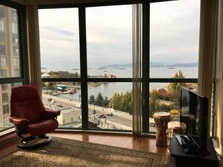 Photo 2: 1801 907 BEACH AVENUE in Vancouver: Yaletown Condo for sale (Vancouver West)  : MLS®# R2363755