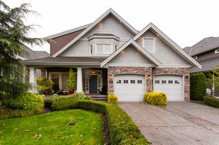"Photo 1: 15459 37A Avenue in Surrey: Morgan Creek House for sale in ""Ironwood"" (South Surrey White Rock)  : MLS®# R2412727"