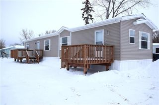 Photo 15: 42 Alder Crescent in St Clements: Pineridge Trailer Park Residential for sale (R02)  : MLS®# 202001868