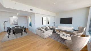 Photo 5: DOWNTOWN Condo for rent : 2 bedrooms : 1388 KETTNER BLVD #3602 in San Diego
