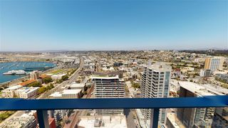 Photo 2: DOWNTOWN Condo for rent : 2 bedrooms : 1388 KETTNER BLVD #3602 in San Diego