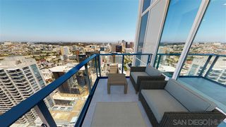 Photo 3: DOWNTOWN Condo for rent : 2 bedrooms : 1388 KETTNER BLVD #3602 in San Diego
