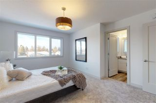 Photo 14: 9713 161 Street in Edmonton: Zone 22 House Half Duplex for sale : MLS®# E4204660
