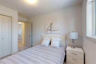 Photo 21: 9713 161 Street in Edmonton: Zone 22 House Half Duplex for sale : MLS®# E4204660