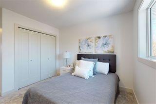 Photo 18: 9713 161 Street in Edmonton: Zone 22 House Half Duplex for sale : MLS®# E4204660