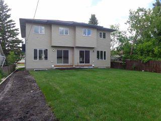 Photo 24: 9713 161 Street in Edmonton: Zone 22 House Half Duplex for sale : MLS®# E4204660