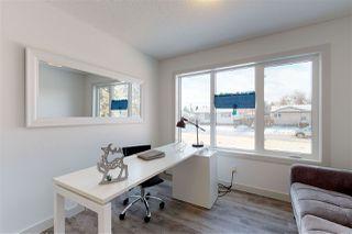 Photo 3: 9713 161 Street in Edmonton: Zone 22 House Half Duplex for sale : MLS®# E4204660