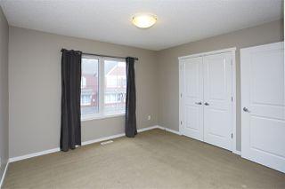 Photo 13: 30 603 WATT Boulevard in Edmonton: Zone 53 Townhouse for sale : MLS®# E4206825