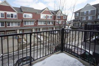 Photo 23: 30 603 WATT Boulevard in Edmonton: Zone 53 Townhouse for sale : MLS®# E4206825