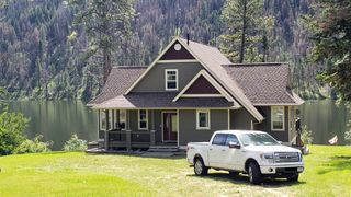 "Photo 1: 1942 LOON LAKE Road in No City Value: FVREB Out of Town House for sale in ""RAINBOW COUNTRY RESORT"" : MLS®# R2481008"