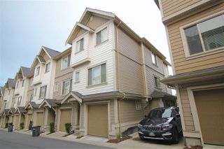 """Photo 1: 14 19097 64 Avenue in Surrey: Cloverdale BC Townhouse for sale in """"THE HEIGHTS"""" (Cloverdale)  : MLS®# R2494259"""