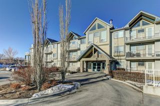 Main Photo: 112 7 Harvest Gold Manor NE in Calgary: Harvest Hills Apartment for sale : MLS®# A1063439