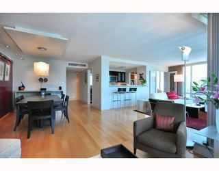 Photo 6: # 2201 590 NICOLA ST in Vancouver: Condo for sale : MLS®# V781511