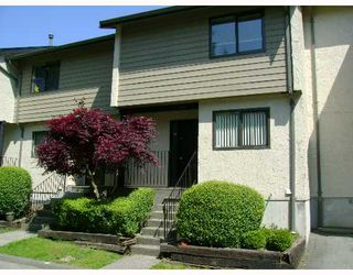 """Photo 1: 109 2915 NORMAN Avenue in Coquitlam: Ranch Park Townhouse for sale in """"PARKWOOD"""" : MLS®# V650150"""