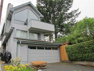 Photo 1: 3695 W 14TH AV in Vancouver: Point Grey House for sale (Vancouver West)  : MLS®# V891459